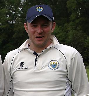 Joe Holland fell one run short of a maiden century as the 1s were beaten