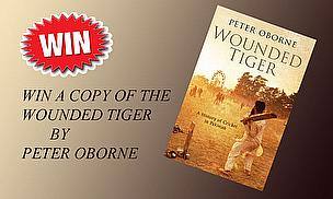 Win A Copy of the Wounded Tiger