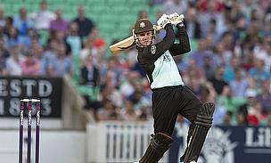 Jason Roy hits out for Surrey