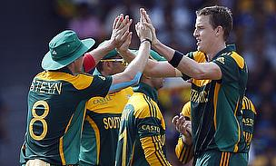 Dale Steyn (left) and Morne Morkel (right) are back for the ODI tri-series