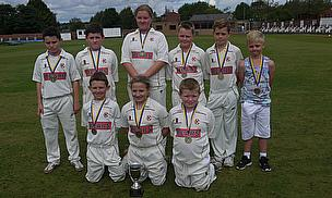 The victorious Eppleton Under 11s
