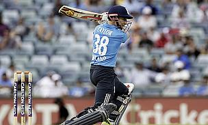 Taylor, Buttler Steer England Into Tri-Series Final