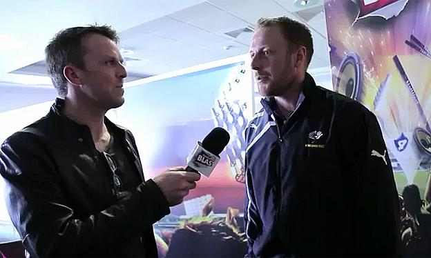 Graeme Swann talks to Andrew Gale