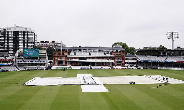 No play was possible at Lord's