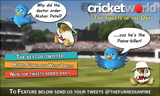 Tweet Of The Day - Perera guides Punjab to victory