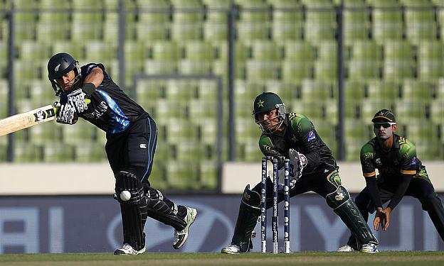 Ross Taylor hits out