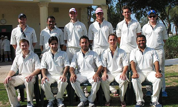 Linklaters CC won both matches against Marsa