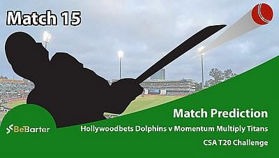 Cricket Betting Tips & Match Predictions: CSA T20 Challenge 2021- Hollywoodbets Dolphins vs Momentum Multiply Titans- Match 15 - Cricket World