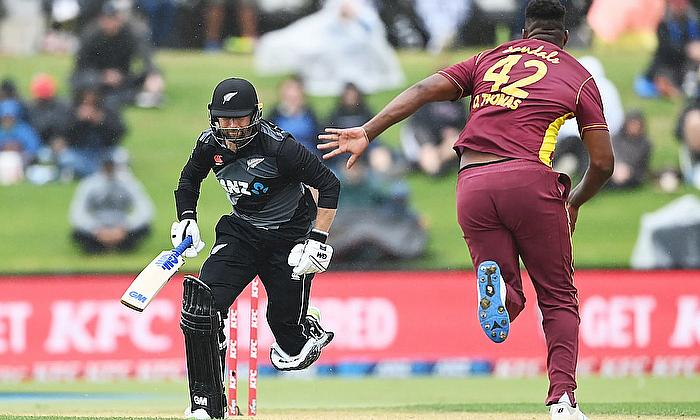 Phillips smashes record ton to see New Zealand take Windies T20 series