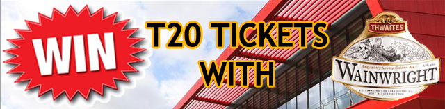 Win T20 tickets to see Lancashire take on Yorkshire