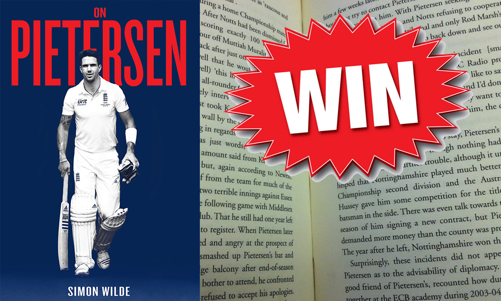 Win 'On Pietersen' By Simon Wilde
