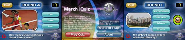 Trans World Sport iQuiz