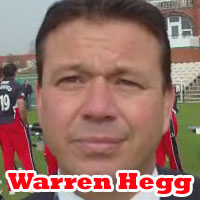 Warren Hegg talks to Cricket World® TV