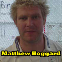Matthew Hoggard talks to Cricket World® TV