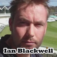Ian Blackwell talks to Cricket World® TV