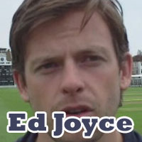 Ed Joyce talks to Cricket World® TV