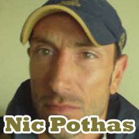 Nic Pothas talks to Cricket World® TV