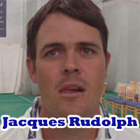 Jacques Rudolph talks to Cricket World® TV